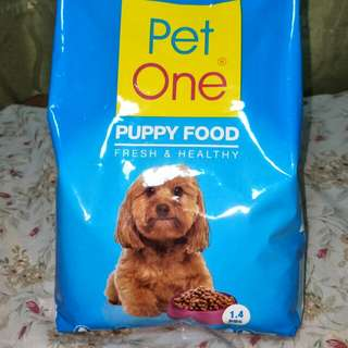 Pet One Puppy Food