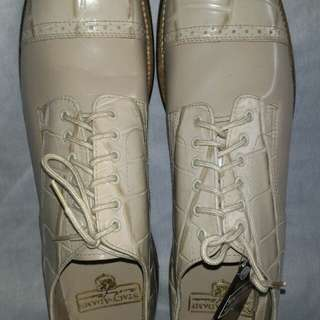 Stacey adams mens leather shoes