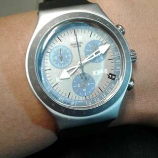 Jam tangan swatch chrono