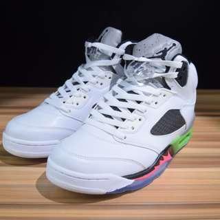 Air Jordan AJ5 毒液 Size:36-45 136027-115