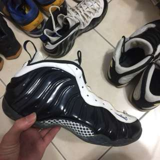 Nike air foamposite one concord us10.5