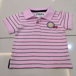 Fiffy Boy Shirt (12-18m)