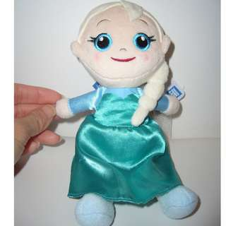 BRAND NEW FROZEN ELSA DOLL FROM JAPAN