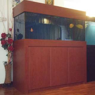 N30 Fish Tank with Cabinet