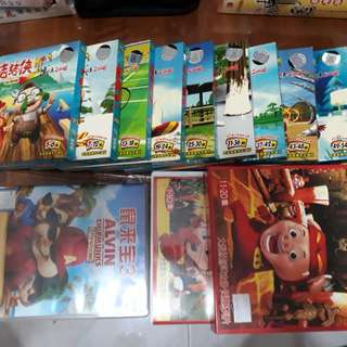 DVD (1) - kids