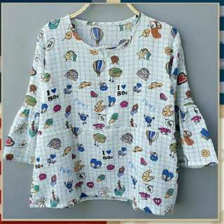 Baju couple mom & baby