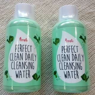 PRETTI Perfect Clean Daily Cleansing Water