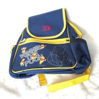 Pooh bagpack