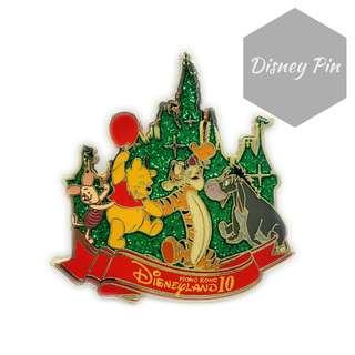 維尼限量迪士尼徽章 Winnie the pooh Disney Pin LE1000