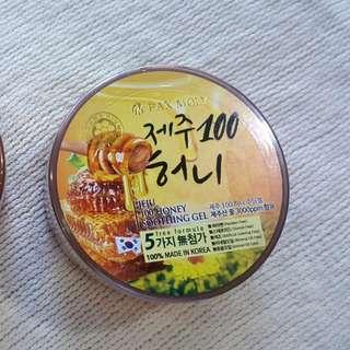PAX MOLY Honey Soothing Gel 300ml