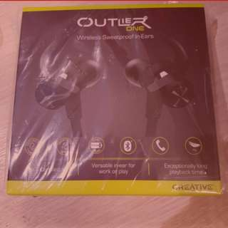 Good Working Condition Creative Outlier Bluetooth Headset