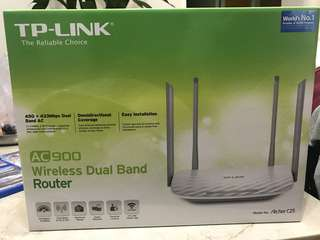 TP-Link AC 900 Wireless Dual Band Router