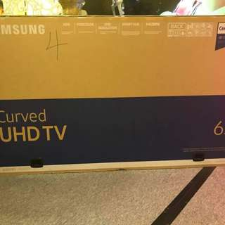 Samsung curved tv 65