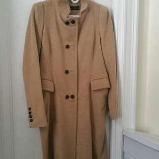 Wool ladies coat