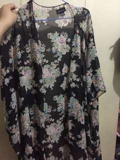 Kimono inspired top