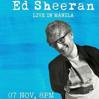 Looking for Ed Sheeran Tix
