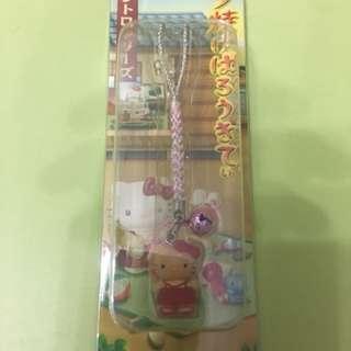 Hello Kitty電話繩每款$25包郵