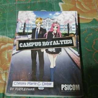 Campus Royalties,  Psicom Book