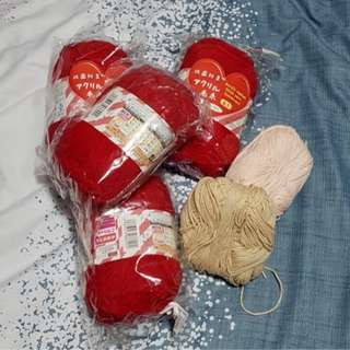 Knitting Yarns