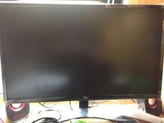 LG 24' led monitor