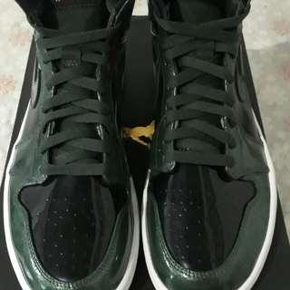 Jordan 1 retro high(grove green)