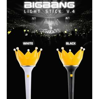 Big Bang Lotus Lightstick Ver.4