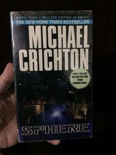 Sphere by Michael Chrichton