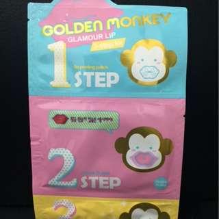 Holika Holika golden monkey glamour lip
