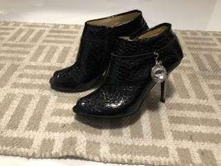 Fiorucci black heels