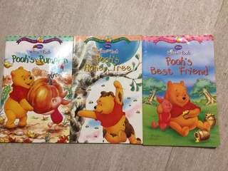 Winnie the Pooh 故事書