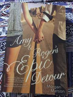 [BOOK] Amy and Roger's epic detour