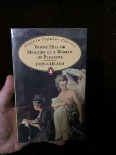Fanny Hill (Classics)