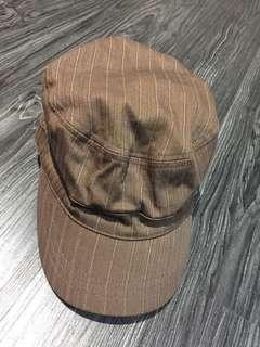 Brand New Unisex 100% Cotton Top Man Dress Cap