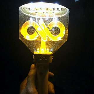 Infinite Lighstick 💛
