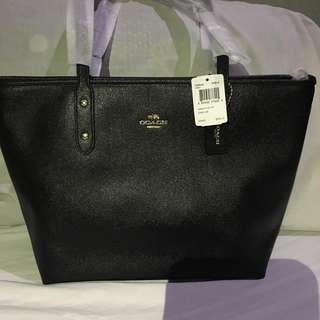 Coach - City Zip Tote Bag
