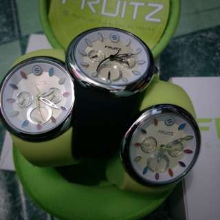 Buy 1 take 1 Special Fruitz Watch Edition (unisex)
