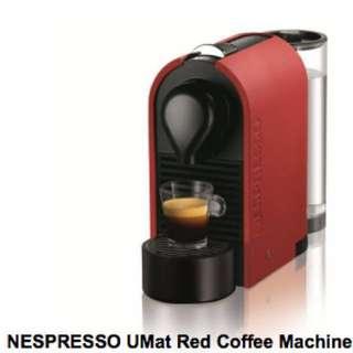 Nespresso Umat Coffee Machine + FREE 42 nos. of capsules!