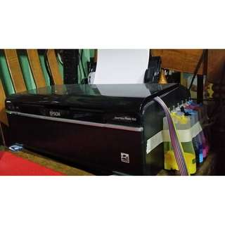 EPSON T60 Pigment ink 6 color (slightly negotiable)