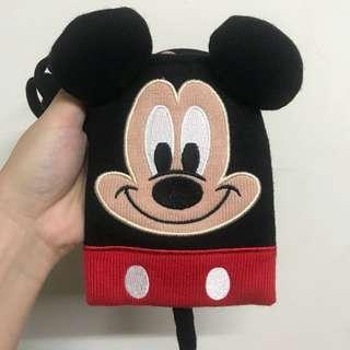 Mickey米奇可愛側背手機掛包