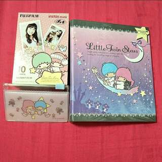 Little Twin Stars Instax/Polaroid Gifts Set