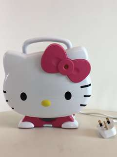 全新Hello Kitty 三文治麵包機
