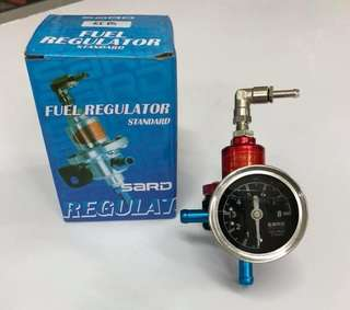 Tomei & sard fuel regulator for NA and Turbo universal with meter