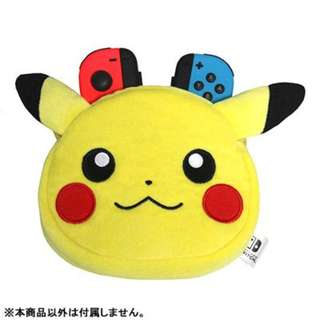MAX GAMES Nintendo Switch Joy-Con Pouch Pikachu / Monster Ball (Pre-Order)
