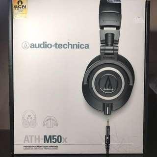 Headphone Audio-Technica ATH-M50x