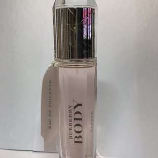 BURBERRY Body Tender 清甜裸紗女性淡香水 60ml (沒有盒子)