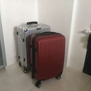 Travel Luggage (RIMOWA look design)