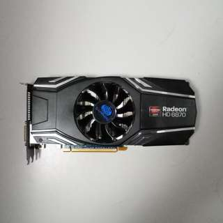 AMD Sapphire Radeon HD6870