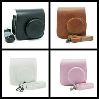 Instax mini 8/9 Leather Case