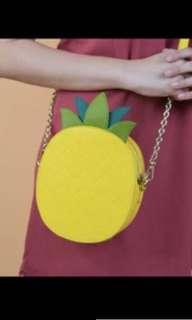 KAI pineapple bag