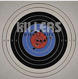 The Killers - Direct Hits (2LP Greatest Hits Vinyl)